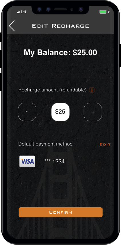 PayTollo Payment Screen