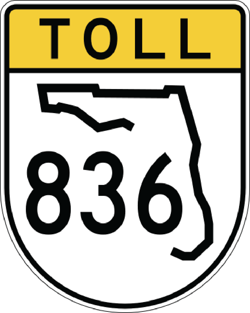 Florida Toll Road Map.Paytollo The Mobile App To Pay For Toll Roads