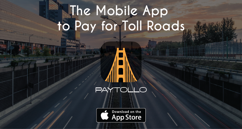 PayTollo® | The Mobile App To Pay For Toll Roads