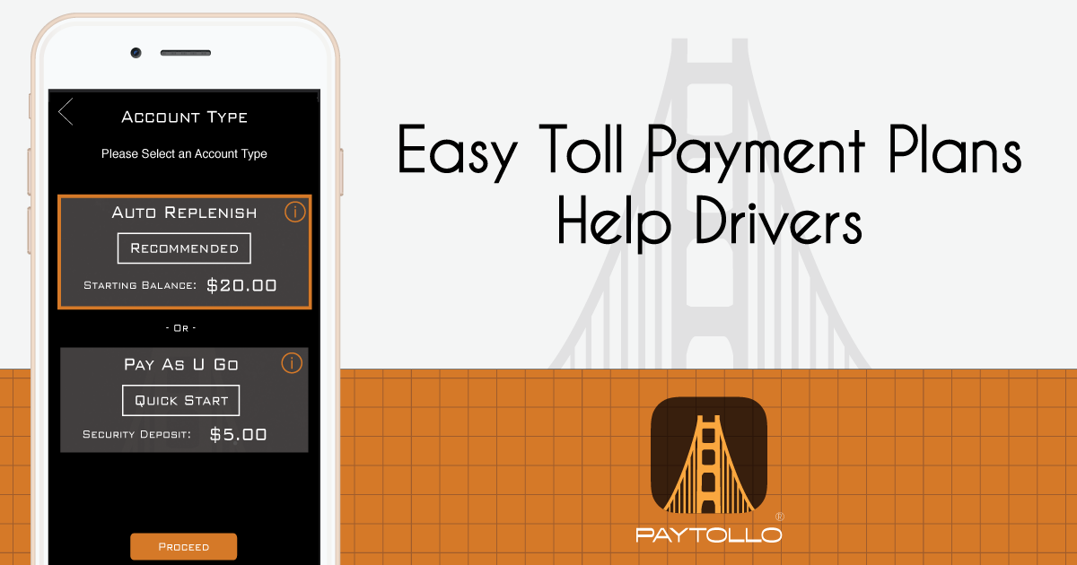 Easy Toll Payment Plans Help Drivers